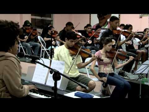 Violinista do samba