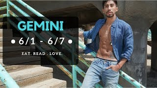 "GEMINI SOULMATE ""BEST GET IT!"" JUNE 1-7 WEEKLY LOVE TAROT READING"