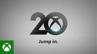 Xbox 20주년 기념 영상