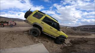 Extreme OFF ROAD - Land Rover Discovery TD5 - 37''