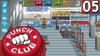 Punch Club #5 NEUER FREUND Box WiSim Retro Style