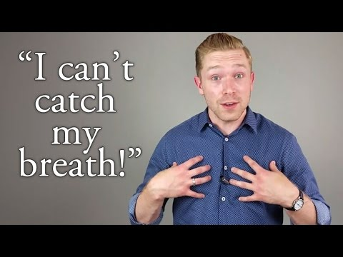 How to Stop a Panic or Anxiety Attack - Deep Breathing Technique