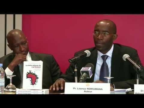 LEONCE NDIKUMANA: LA DETTE ODIEUSE DE L'AFRIQUE