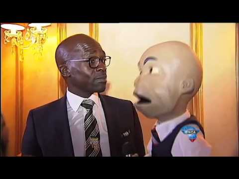 Chester Missing interviews Malusi Gigaba at The Gathering