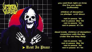 ☽‡☾ VESTRON VULTURE – Rest In Peace 1996 [2021]