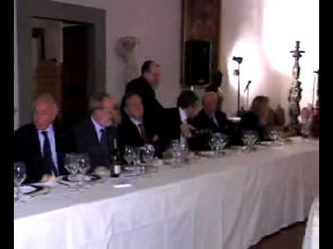 Francesco Morace incontra le Imprese Storiche Toscane (marzo 2008)