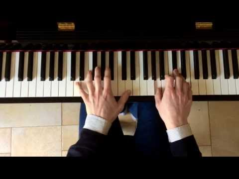Amalfi - Hooverphonic (Piano Cover)