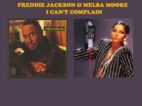 Melba Moore & Freddie Jackson -  I can't Complain 1988