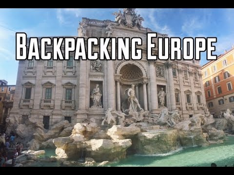 Backpacking Europe Summer 2017