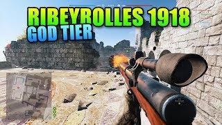 Fully Upgraded Ribeyrolles 1918 The Best Gun?   Battlefield 5