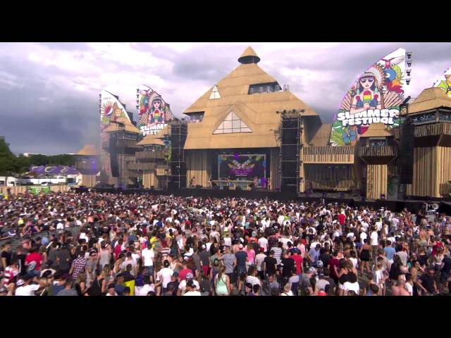 Summerfestival 2015 - Jay Hardway full set