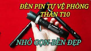 Đèn Pin Tự Vệ T10 Xmen Cao Cấp Giá Lại Vừa Hấp Dẫn.