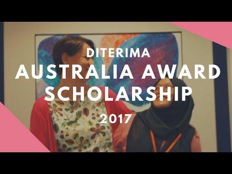 Australia Award Scholarship Awardee! Alhamdulillah~