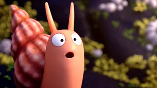 The Snails One Wish Is To Sail! 💦   Gruffalo World: Snail And The Whale