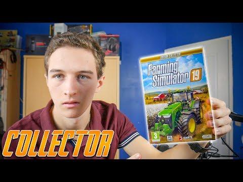 UN PACK COLLECTOR PAS COMME LES AUTRES ! Farming Simulator 19