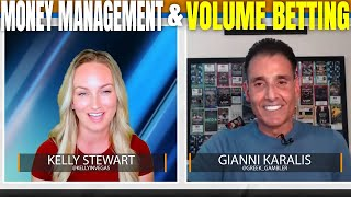 Sports Betting 101 | Money Management and Volume Betting with Kelly Stewart and Gianni the Greek