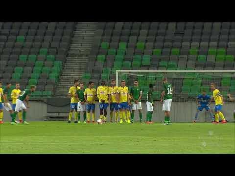 1. krog: Olimpija - Celje 3:1 ; Prva liga Telekom Slovenije 2017/18