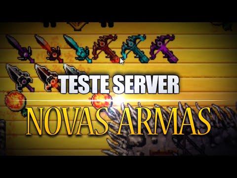 NLNL - Novas Armas - TesteServer 21/04/2016