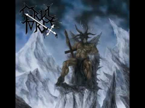 CRUEL FORCE - The Rise of Satanic Might