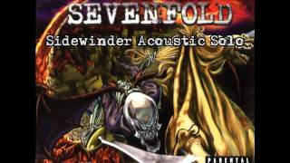 Avenged Sevenfold - Sidewinder Acoustic Solo