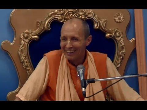 Шримад Бхагаватам 30.09.17 - Бхакти Ананта Кришна Госвами