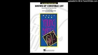 Grown Up Christmas List - Brown/Hal Leonard