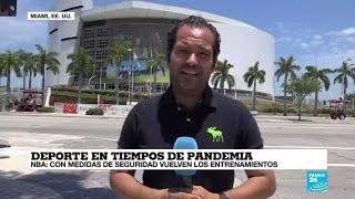 Covid 19 la vuelta al mundo de France 24 deporte en tiempos de pandemia en América