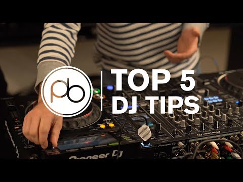 Top 5 DJ Tips w/ Ben Bristow & DJ Ravine