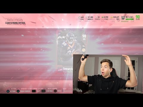 3 LUCKY MOST FEARED PULLS GET ME RAY LEWIS!! MADDEN 18 ULTIMATE TEAM