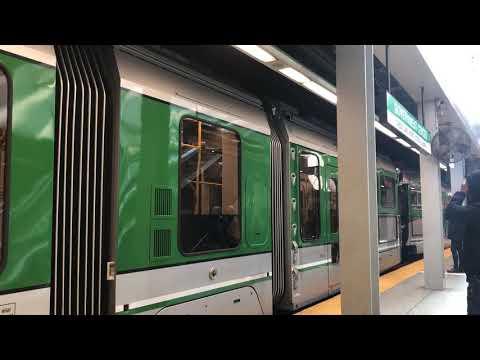 New MBTA Type 9 at Government Center