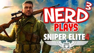 Nerd³ Plays... Sniper Elite 4 - Über Allies thumbnail