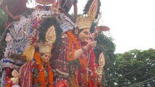2017 Mahavir Asthan Aarti Shree Shree 108 Shree Badi Durga Maharani Ji Sadipur,Munger