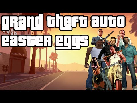 My Top 10 Easter Eggs In The Grand Theft Auto Series