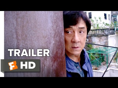 Skiptrace Official Trailer 1 (2016) - Jackie Chan Movie streaming vf