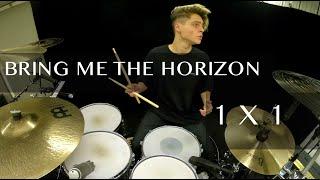 Bring Me The Horizon - 1x1 ft. Nova Twins | Drum Cover • Gabriel Gomér