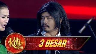 Mama Isda Kepengen Banget Duet Sama Charlie Setia Band - Final 3 Besar KDI (17/9)