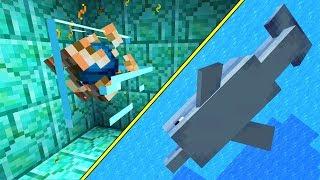 Conduit Multistruktur! Neue Mobfarmen? - Minecraft Update 1.13 - 18w15a