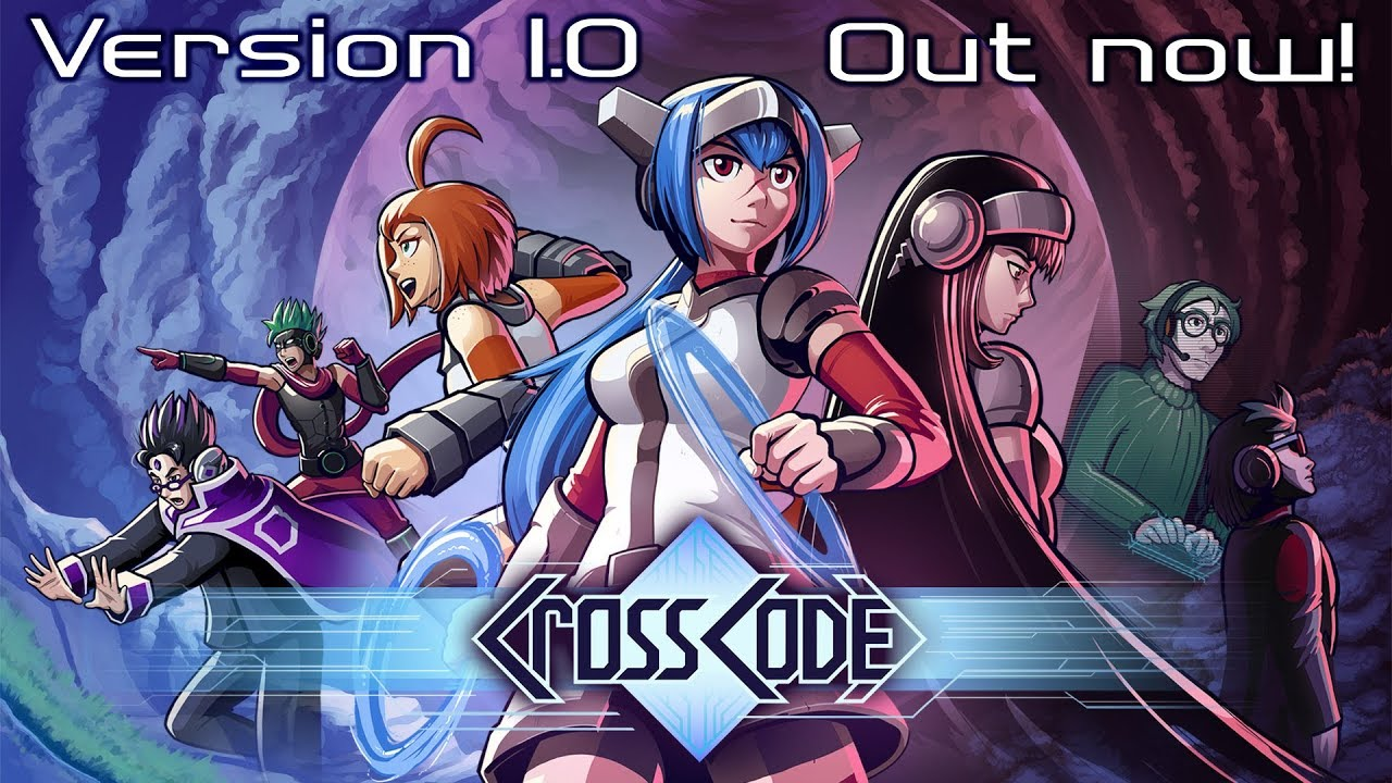 CrossCode is an Addictive Action RPG with Brutal Puzzles
