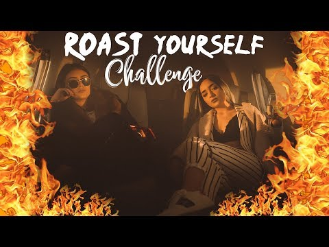 ROAST YOURSELF CHALLENGE · Calle y Poché