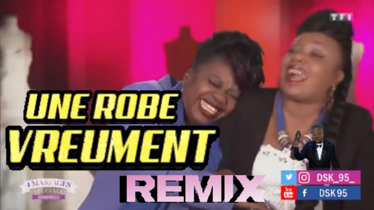 Download UNE ROBE VRAIMENT (DSK REMIX)