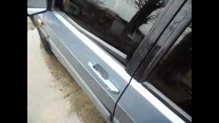 Как открыть замок двери авто без ключа (ВАЗ-2109).(Как открыть замок двери авто без ключа., 2015-02-03T20:45:39.000Z)