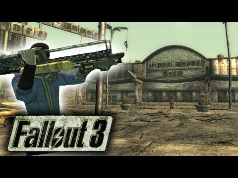 NUKING A SUPERMARKET (Fallout 3 Stream Highlights | #3)