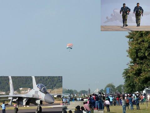 Air Show @ Gandhinagar... Gujarat...