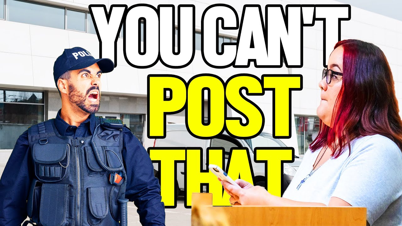 Officers Try Policing a Social Media Comment