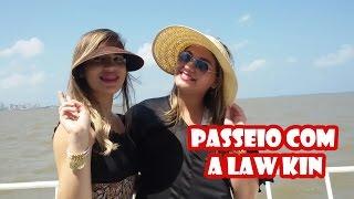 Vlog: Passeio com a Law Kin - Blog Chá da Mamãe
