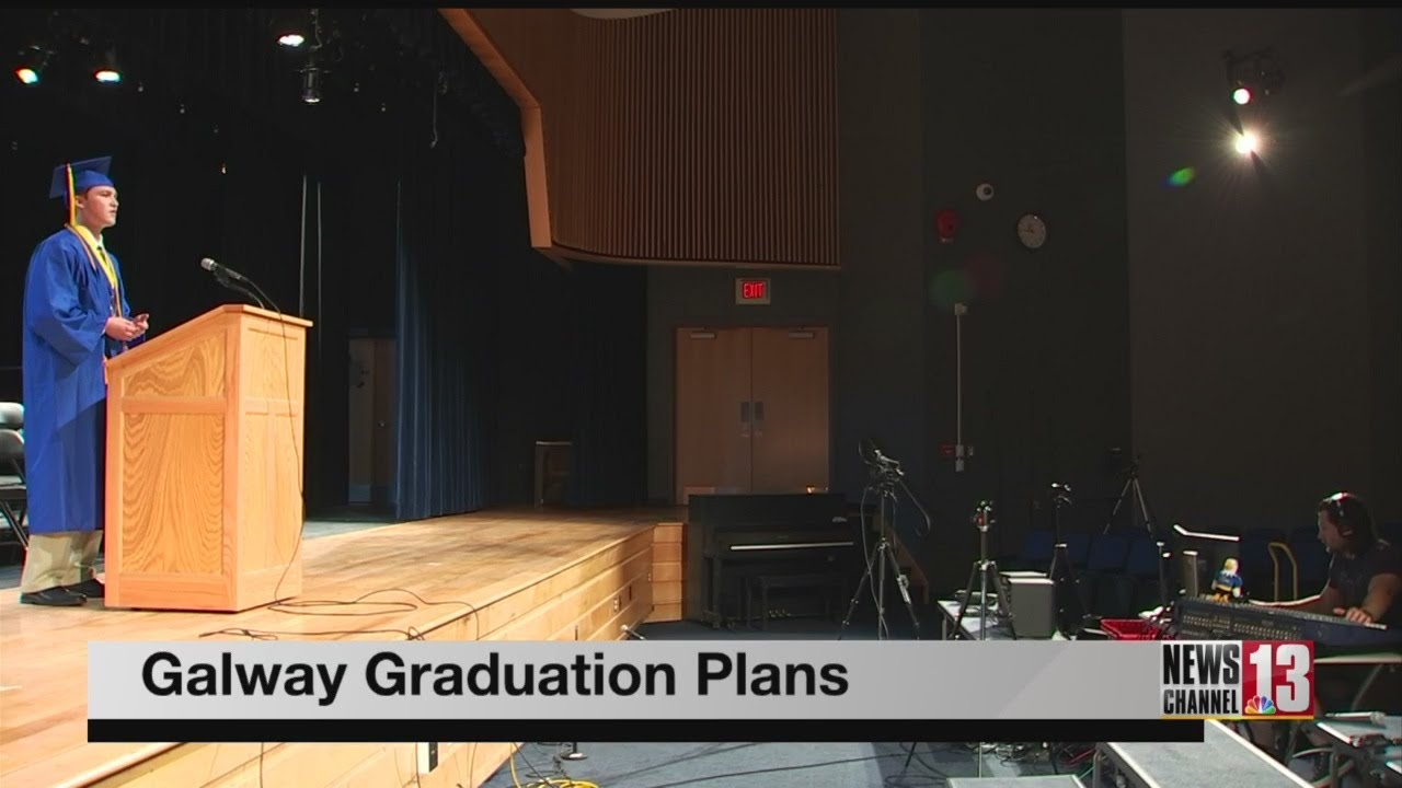 Galway seniors plan for 2020-style graduation