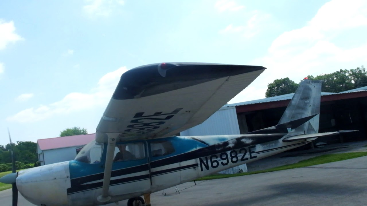 Cessna 175 Used Aircraft Parts For Sale