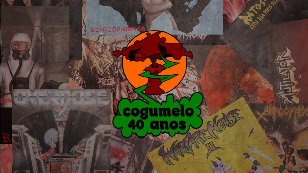 Homenagem da Goblin TV aos 40 anos da Cogumelo Discos | 2020