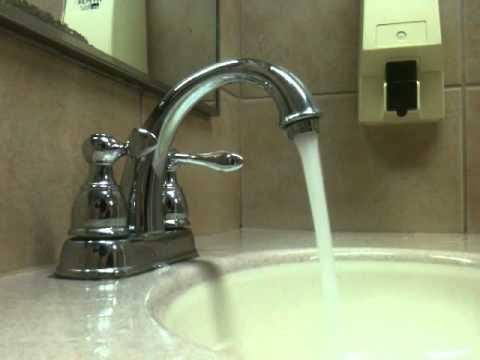 Water-Tap Running - YouTube