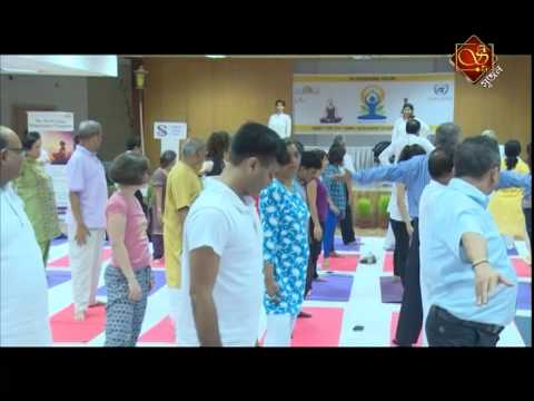 YOGATHON - Organized by The Art of Living  (PART-2)